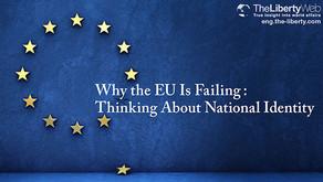 Qu'est ce qui conduit l'UE à l'échec : Réfléchissons à la notion d'identité nationale