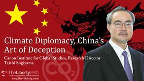 La diplomatie climatique, l'art chinois de la tromperie