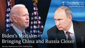 L'erreur de Biden qui a rapproché la Chine de la Russie