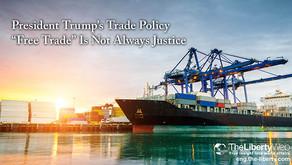 La politique du commerce extérieur du Président Trump Le Libre Échange n'est pas toujours juste en s
