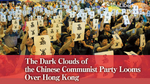 L'ombre menaçante du parti communiste chinois plane sur Hong Kong
