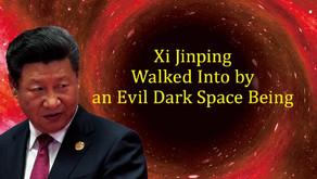 Le walk-in de Xi Jinping par un Être de l'Espace obscur