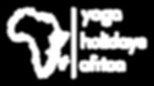 Yoga Holidays Afrca Logo
