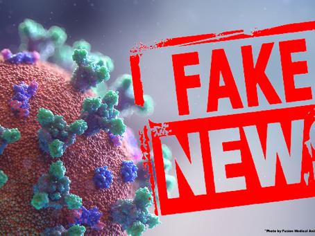 Crisis del coronavirus y fake news