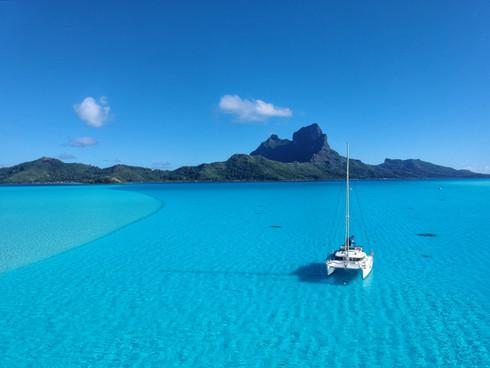 Postcard From The Real Bora Bora