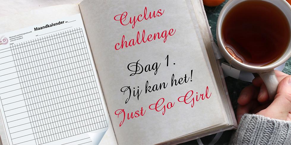 """GRATIS WEBINAR """"Grip op je cyclus challenge"""" (14-4-'21)"""