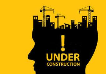 Workshops under construction. Opening Up.