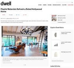 dwell - April 25th 2015