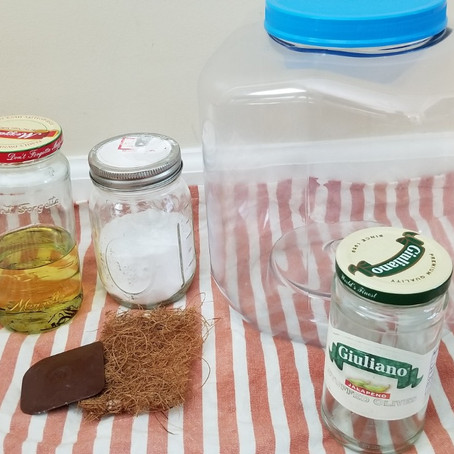 Easily Remove Labels to Reuse Your Containers