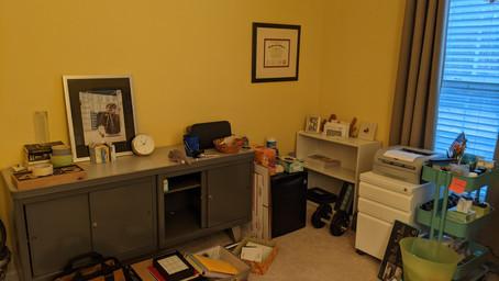 North Raleigh: Office Makeover