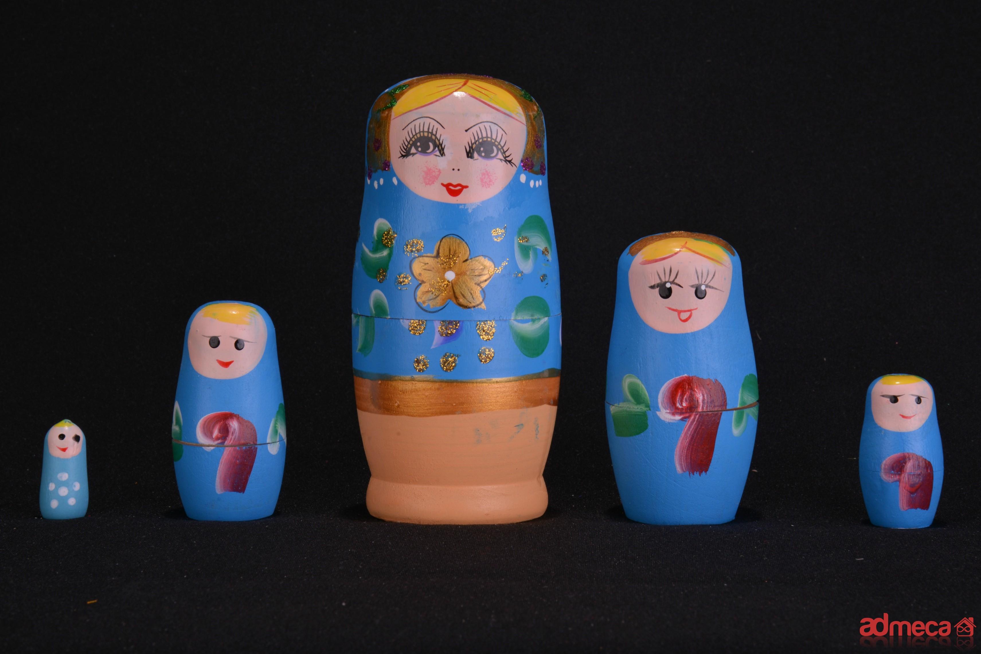 Matriosdka o muñeca rusa
