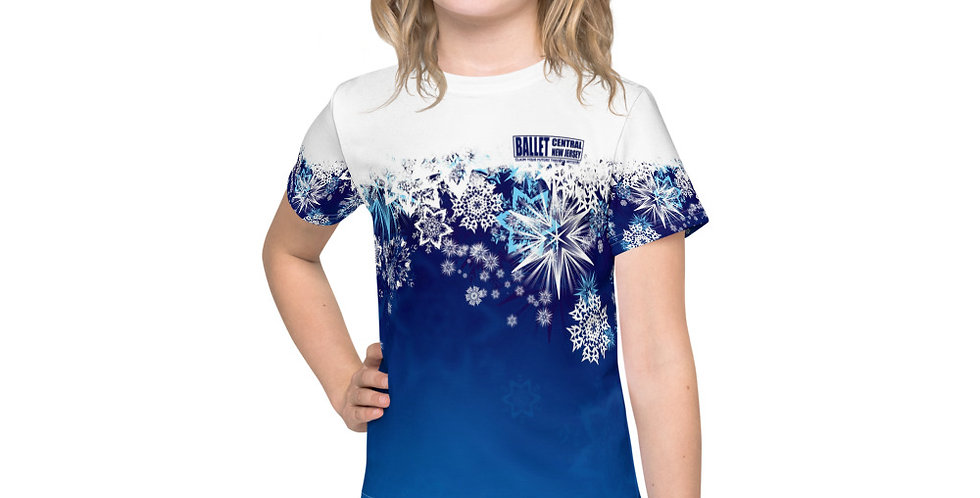 BalletCNJ Winter Performance 2020 Kids T-Shirt