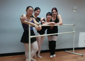 Ballet as an adult beginner – why start and what you can learn!
