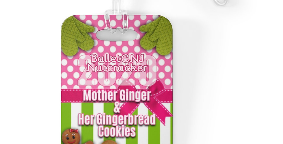 Winter Performance 2020 - Mother Ginger & Her Gingerbread Cookies Collectable