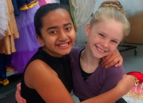 Meet BalletCNJ's Winter Performance 2019 Claras and Nutcracker Prince!