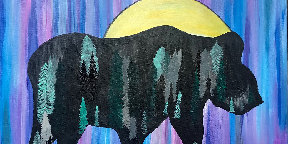 Advanced Painting 4pm Age 12+ (4 Sessions)
