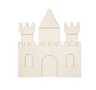 Layered Wood Castle