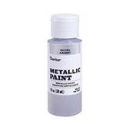 Silver Acrylic Paint 2oz