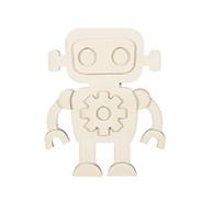 Layered Wood Robot
