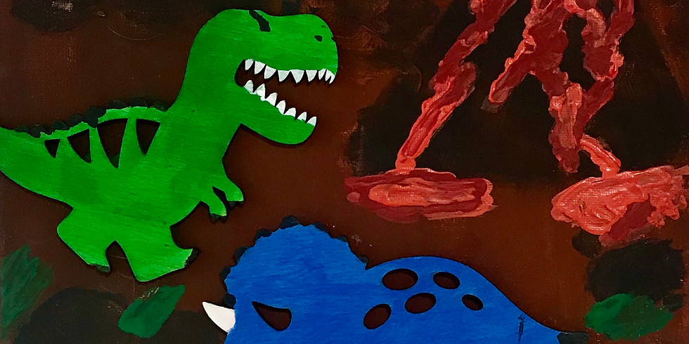 Mixed Media 1pm Ages 5-8 (4 Sessions)