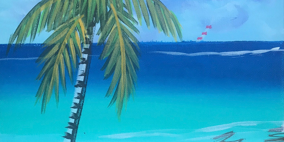 Advanced Painting Tuesdays 4pm Age 12+ (6 Sessions)