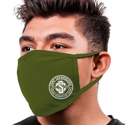Camp Shenandoah Facemask and Gaiters