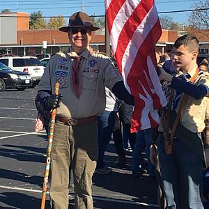 Veterans Parade 2018