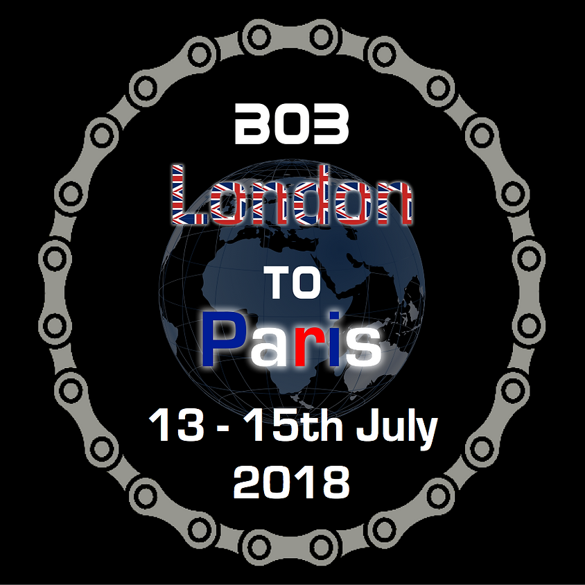 London to Paris Driver Support
