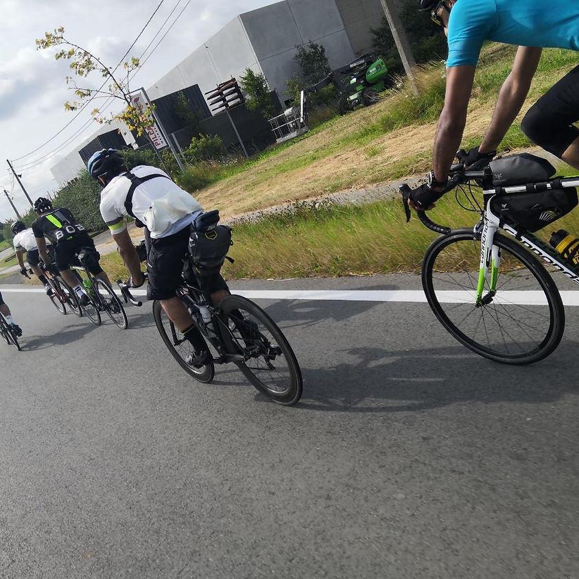 BoB EU - Bike-packing adventure