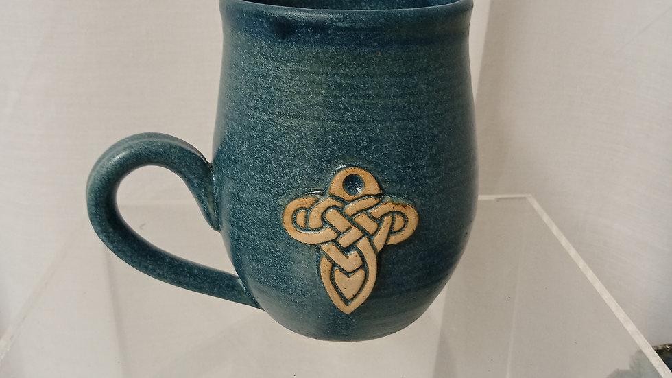 Celtic Blue Mug