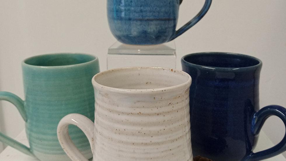 Round Mugs