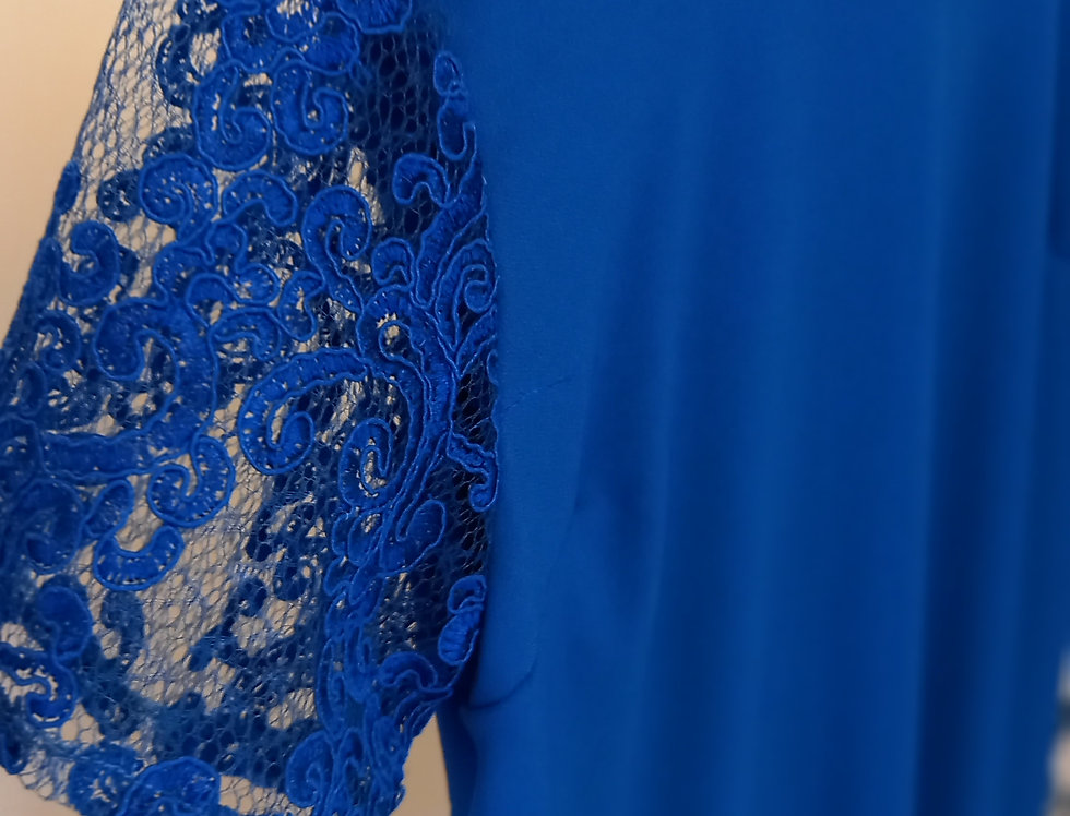 Vestido Jackie Azul