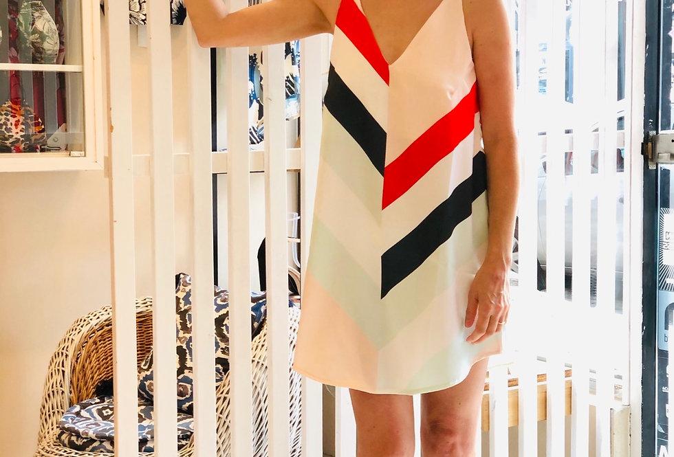 Vestido Jackie Diagonales