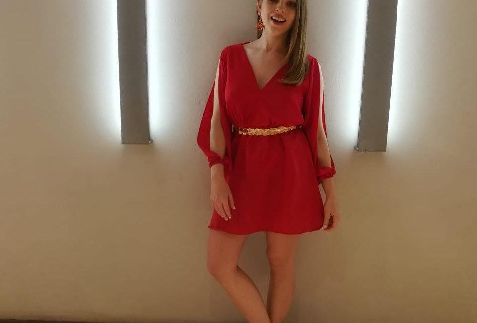 Vestido Cami