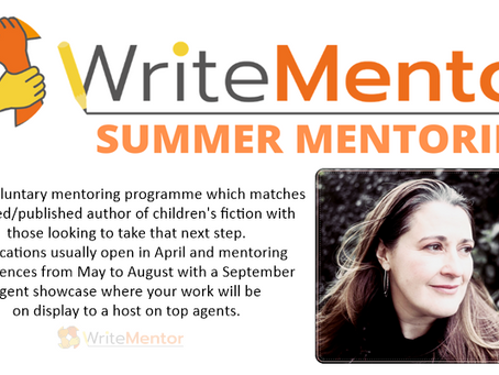 Mentoring Opportunity with WriteMentor