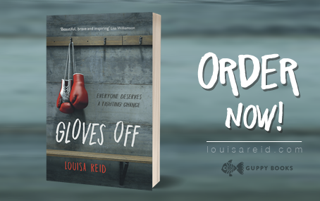 """Gloves Off"" Is Out!"