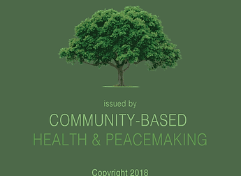 Community-Based Health & Peacemaking Manifesto