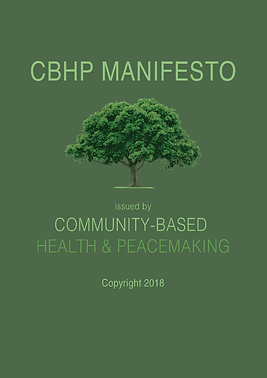 Community-Based Health & Healing Manifesto 2018
