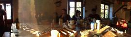 Common room in Joli's House