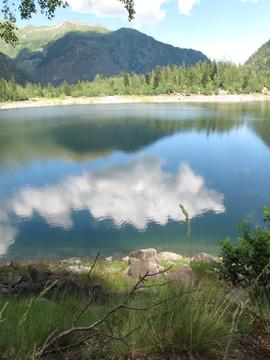 Lago de Antrona