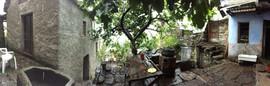 Common kitchen in Joli's house