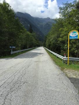 Road to Antrona