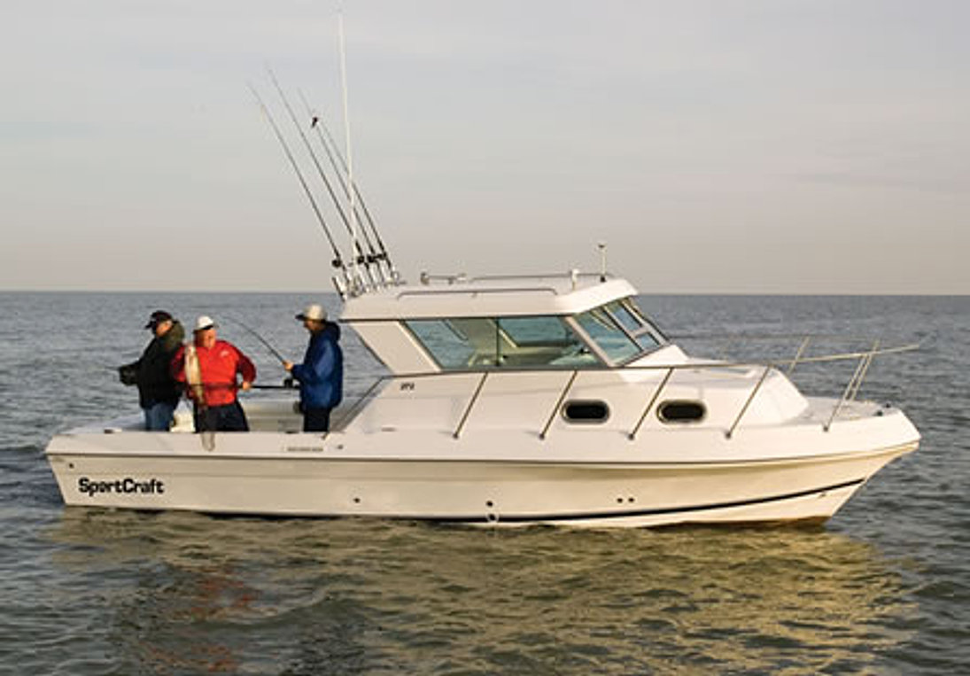 Sportcraft boats manufacturer of sportcraft boats for Sport fishing boat manufacturers
