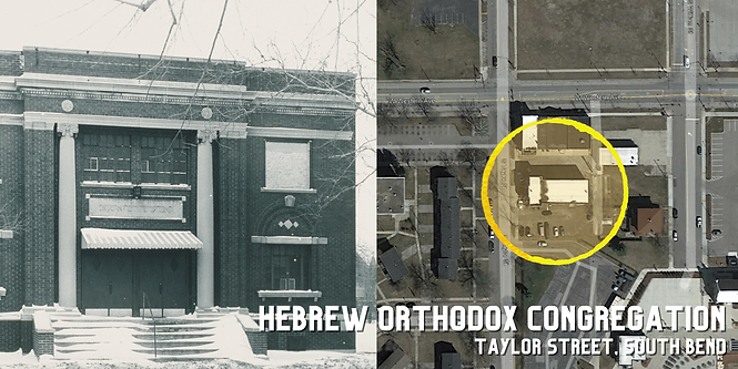 Copy of Copy of finding south bend's jewish history an interactive scavenger hunt Sunday,