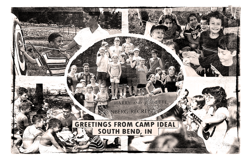 Greetings from Camp Ideal