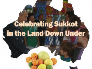 Step inside an Australian sukkah