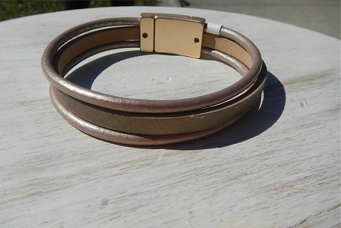 Neutral Magnetic Bracelet