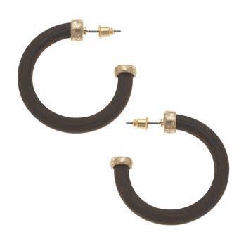 Orla Hoop Earrings