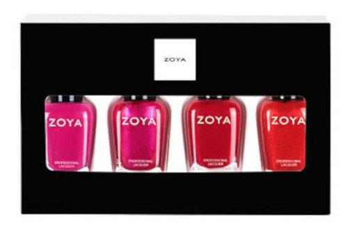 Zoya Nail Polish Merry Bright (set of 4)