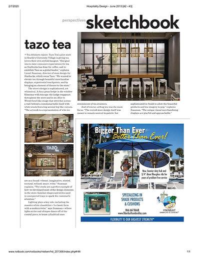 Hospitality Design - June 2013 [42 - 43]